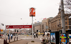 Parkeergarage CS – Amsterdam